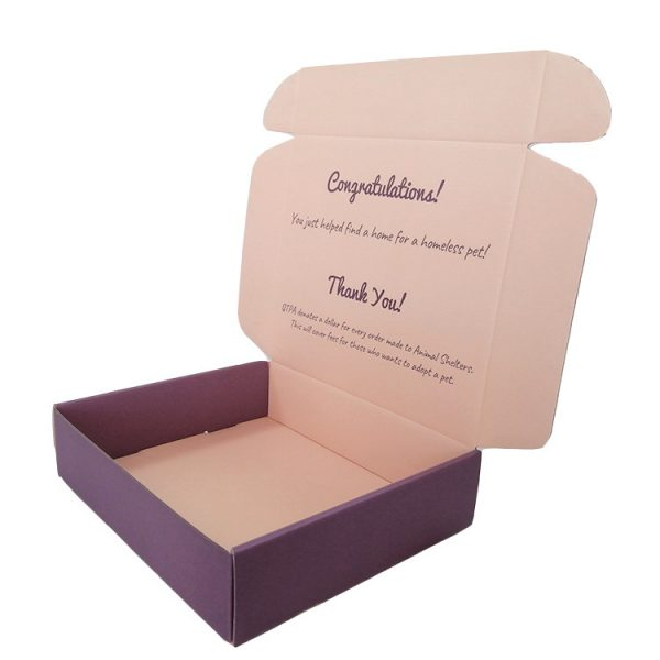 Mailing Box For Clothes-2